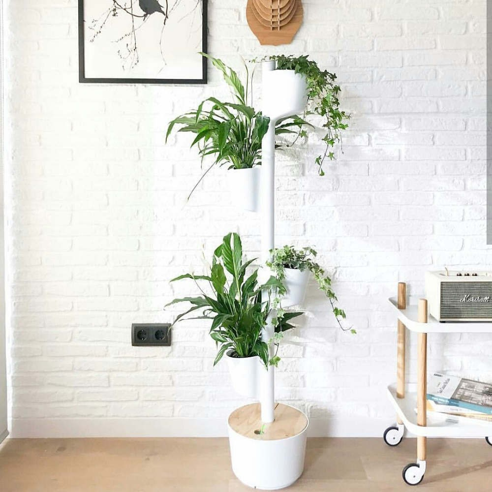 Indoor Vertical Garden Self Watering Planters For Indoor Plants