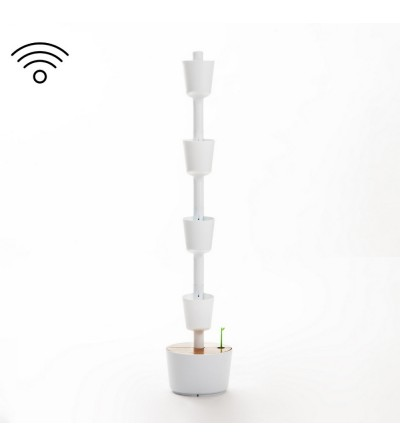 Jardinière verticale avec arrosage automatique Wifi