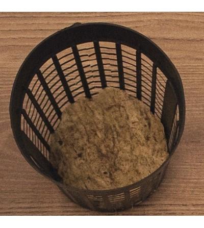 Sustrato para hidroponía: lana de roca