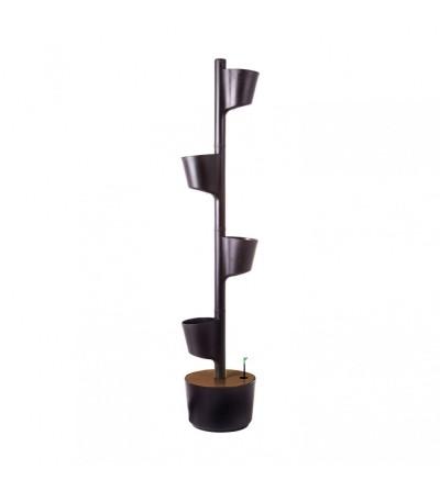 Self-Watering Vertical Planter