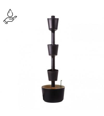 Fioriera Verticale con irrigazione manuale