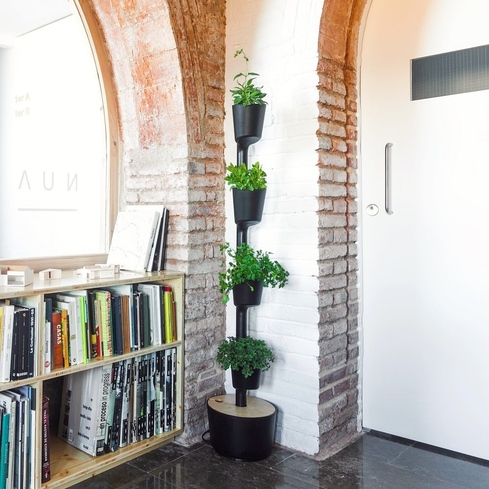 indoor wall garden ideas hanging vertical planters watch