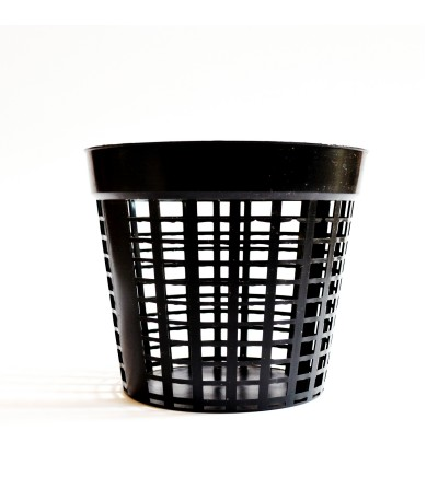 Pack of 4 mesh pots