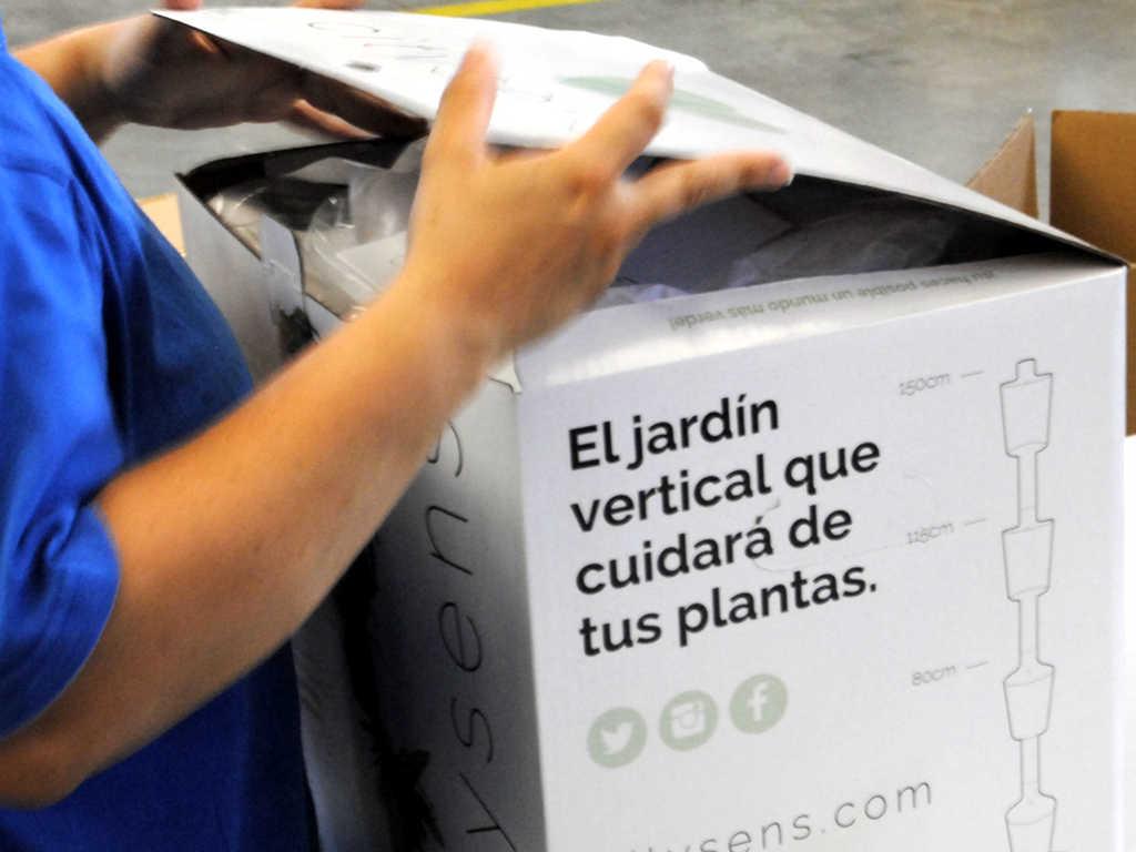 Fabricado en España con criterios de responsabilidad social
