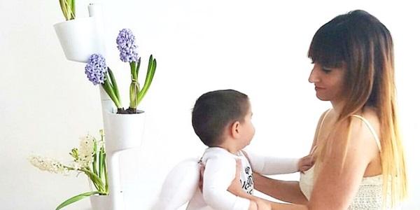 plantas en casa con niños
